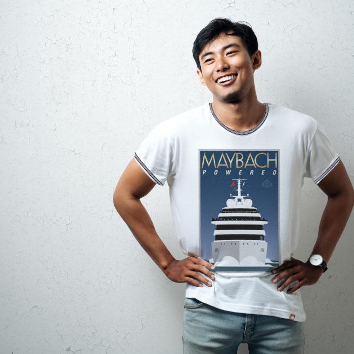 Yacht (White)